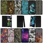 For Samsung Galaxy S9 SM-G960  Multi Card Slot Wallet Case -