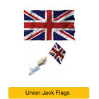 Great Britain UNION JACK Royal Wedding Party Decorations Waving Body Car Flags