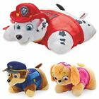 PAW Patrol Pillow Pets Travel Cushion Soft Toy Plush Pup Chase Skye Marshall