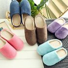 2018 Women Men Sandals House Indoor Slippers Home Warm Velvet Shoes Anti Slip