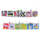 Infant Double Sides Clip On Pram Pushchair Stroller Baby Book Development Toy