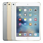 Apple iPad Mini 4 128GB iOS WiFi 4G LTE Verizon Wireless 4th Gen Tablet