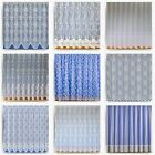 White Net Curtain Pre Cut Ready Made Net Curtains Sheer Lace Curtain Panels