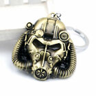 New Game PS4 FALLOUT 4 LOGO Metal Keychain Key Ring Cos Collectible Gift