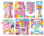 CARE BEARS Colouring & Stationery Sets - Activity/Sticker/Kits/Kids/Gift/Pens