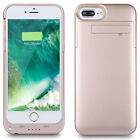 Rechargeable Extended Backup Battery Charging Power Bank Case for iphone 7 Plus