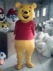 Disney Winnie The Pooh Cartoon Mascot Costume Christmas Adult Cosplay Clothes