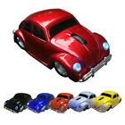 1600DPI USB Optical 2.4Ghz Wireless Mouse VW Beetle Car Mice for Laptop PC MAC