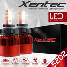 XENTEC 5202 LED Fog Light Kit for Chevrolet Silverado 1500 2008-2014 6000K 388W $31.72 CAD on eBay