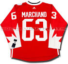 BRAD MARCHAND 2016 TEAM CANADA NEW PREMIER JERSEY ADIDAS WORLD CUP OF HOCKEY