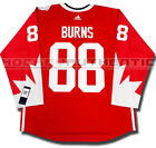 BRENT BURNS 2016 TEAM CANADA NEW PREMIER JERSEY ADIDAS WORLD CUP OF HOCKEY