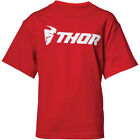 Thor Loud Youth Short Sleeve T-Shirt Red
