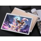 AU 10.1'' 4GB+64GB Android 7.0 Tablet PC Octa 8 Core HD WIFI Bluetooth Dual SIM