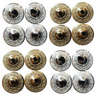 Silver  Gold Toned Belly Dance Dancing Tribal Zills Sagats I