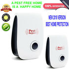 20x Electronic Ultrasonic Pest Reject Mosquito Cockroach Mouse Killer Repeller