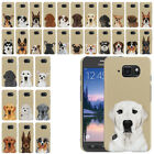 For Samsung Galaxy S6 ACTIVE G890  Dog Beige HARD Back Case Phone Cover