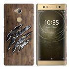 "For Sony Xperia XA2 Ultra 6"" Ultra Thin Hard Back Case Cover"