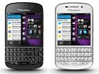 BlackBerry Q10 r Verizon (Unlocked) Smartphone Cell Phone GSM AT&T T-Mobile 16GB