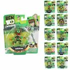 Ben 10 Omniverse Villain Character Collectible Action Figures With Accessory 8cm