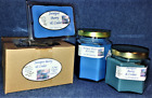 **NEW** Hand Poured Soy Candles Tarts & Votives - Juniper Berry & Cedar Scented