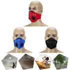 Good Anti Smoke Dust Air Purifying Face Mask Activated Carbon Filter Adjustable