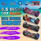 """8.5"""" Off Road Hoverboard Self Balancing Electric Scooter All Terrian Bluetooth"""