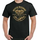 Mens Funny Motorbike T-Shirt Biker Motorcycle Cafe Racer Fathers Day Christmas