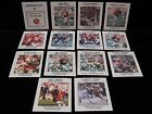 1989 Kansas City Chiefs NFL Franchise Game Cards...Pick from the drop down menu