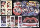 1992-93 KRAFT DINNER TEAM PHOTO + SINGLES & DISCS NHL HOCKEY CARD SEE LIST $2.5 CAD on eBay