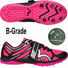 More Mile Mud Warrior Cross Country Running Spikes (With Tape) Pink - B-Grade
