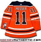 MARK MESSIER EDMONTON OILERS HOME AUTHENTIC PRO ADIDAS NHL JERSEY