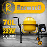 More images of Electric Cement Concrete Mixer RocwooD 70 Litre 220W Drum Mortar Plaster