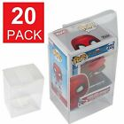 "Lot 5 20 50 100 Collectibles For Funko Pop Protector Case 4"" inch Vinyl Figures"