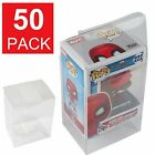 Lot 5 20 50 100 Collectibles For Funko Pop Protector Case 4