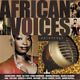 Various Artists-African Voices Anthology (UK IMPORT) CD NEW