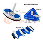 Swimming Pool Vacuum Head Spa Suction Inground Cleaning Tool Cleaner Home