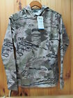 NWT UA under armour Big Logo Ridge Reaper Women's Hoodie Camo