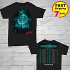 Disturbed Evolution Shirt Concert Tour dates 2019 T-Shirt full size Men Black image