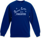Marvin Berry and The STARLIGHTERS Kinder Pullover Pulli Band Music Zurück Marty