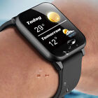 Waterproof Smart Watch Heart Rate Monitor Bracelet Wristband for iOS Android Z02