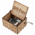 Game of Thrones/Beauty and the Beast/Harry Potter Music Box Wooden Engraved Gift
