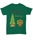 Beary Happy Holidays Christmas Teddy Bear Xmas Xmas Tshirt - Unisex Tee