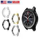 Electroplated TPU Watch Case Protector for Samsung Gear S3 Classic/S3 Frontier image