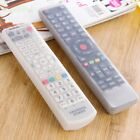 Home TV Remote Control Silicone Cover Dustproof Transparent Protector Waterproof