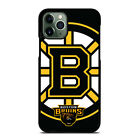 BOSTON BRUINS #2 iPhone 6/6S 7 8 Plus X/XS XR 11 Pro Max Case Phone Cover $15.9 USD on eBay
