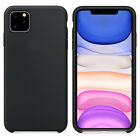 Case For Apple iPhone 8 Plus 7 Plus XS Max XR Luxury Silicone Genuine Back Cover <br/> 10000SOLD⭐ FREE Shipping⭐Rubber Skin⭐OEM Quality⭐US TOP