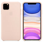 Case For Apple iPhone 8 Plus 7 Plus XS Max XR Luxury Silicone Genuine Back Cover