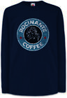 Roci Coffee Kinder Langarm T-Shirt The Symbol Sign Logo Expanse Fun Space Ship
