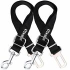 Vastar 2 Packs Adjustable Pet Dog Cat Car Seat Belt Safety Leads Vehicle Harness