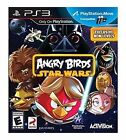 Angry Birds Star Wars Playstation 3 Video Games For KIds PS3 Original Activision $20.95 USD on eBay